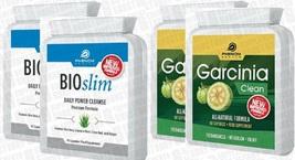 Bioslim Daily Power Cleanse (120Caps) & Garcinia Clean (120 Caps) - $533.84