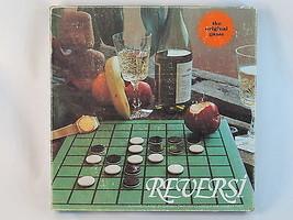 Reversi 1980's Board Game Gamma Two 100% Complete Excellent Bilingual RARE - $32.49