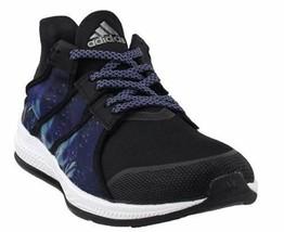 Nuovo Donna Adidas Gymbreaker W da Ginnastica/Corsa/Atletico Rete Nera Scarpe image 1
