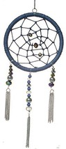 Ganz 7 Inch Long Hanging Beaded Dream Catcher (Blue) - $223,18 MXN