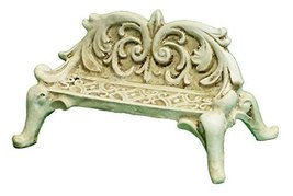 Ganz Collectible Fairy Garden 2 Inch Patio Style Bench - $96,17 MXN