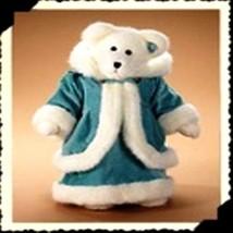 "Boyds Bears ""Larissa Sparklefrost""- 16"" Plush Bear- LE- #904569- NWT- 2006- - $69.99"