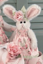 "Bearington Bears ""Blossom"" 10"" Collector Rabbit - Sku #4144 -2005 - $29.99"
