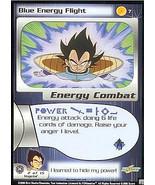 COOL Dragonball Z DBZ CCG Frieza Saga card single Blue Energy Flight 1 S... - $7.90