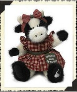 "Boyds Bears ""KISSES"" 10"" Hershey® Exclusive Cow #94210HE- NWT- 2004 - $59.99"