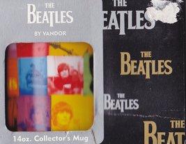 Beatles Mug Collage Squares Style - $18.80