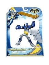Batman Cyclone Deluxe Figure - Sword Storm Batman - BHC80 - New - $22.69