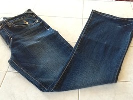 SEXY BABY PHAT SILVER LABEL  BOOTCUT JEANS SIZE 14... WOW!!ll - $24.68