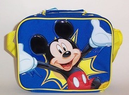 LUNCHBOX-MICKEY MOUSE. INCLUDES A THERMOS! - $24.28