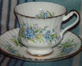 Paragon Cup And Saucer Set Bone China - $39.00
