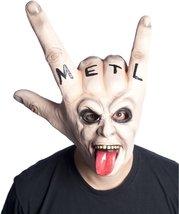 Forum Novelties Rock On Metal Head Latex Mask - $33.55