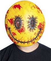 Forum Novelties Bloody Happy Smiley Face Mask - $21.07