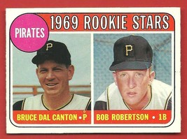 1969  TOPPS    1969  ROOKIE  STARS  PIRATES  # 468   !! - $9.99