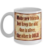 Friends - Motivational Coffee Mug - FREE Shipping! - $19.95