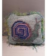 Needlepoint Snail Pincushion - $13.75