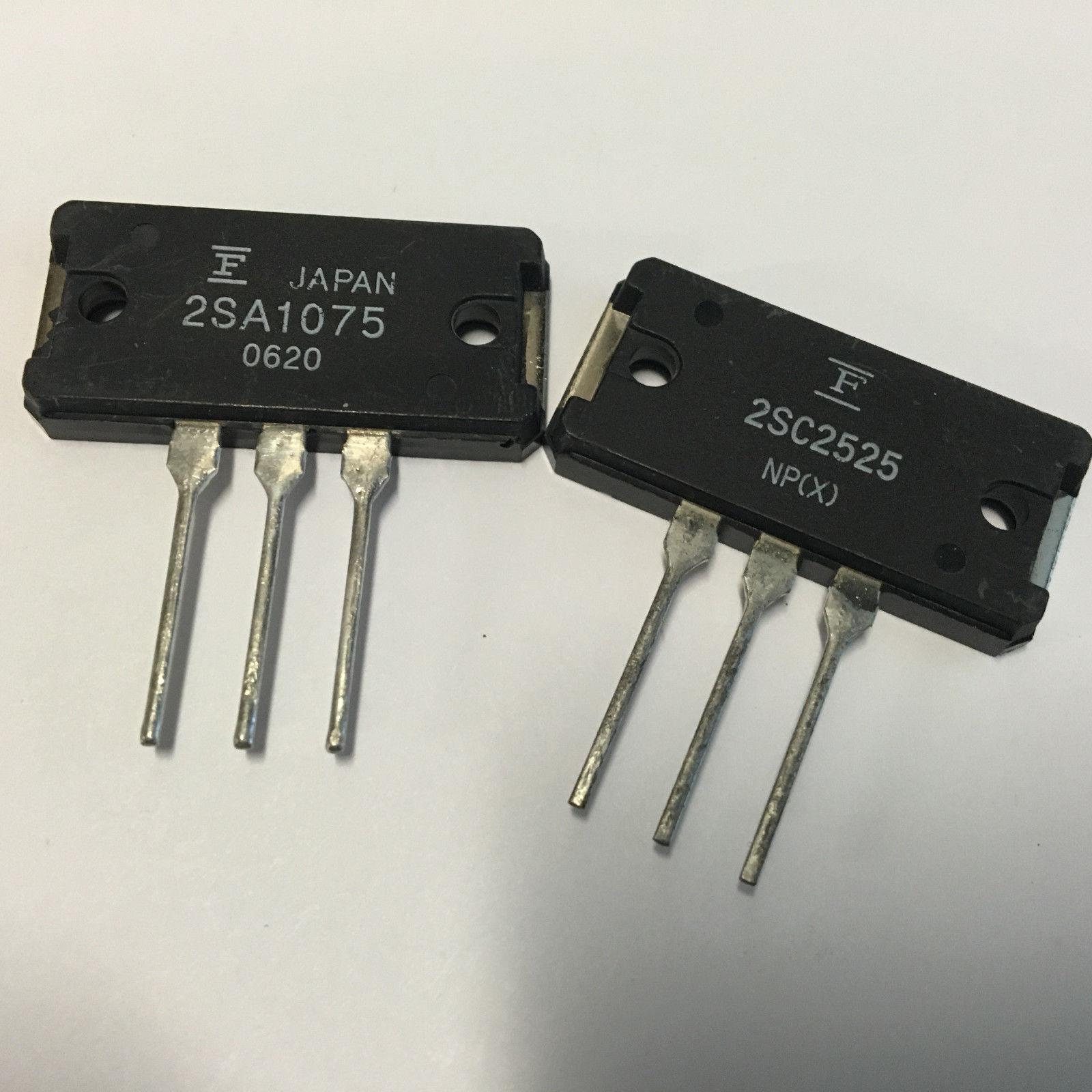 Fuji 2SA1075-FUJI Transistor MAKE