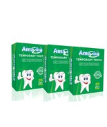 Amazing Temporary Tooth Now with 25% More 3 pack - $49.45