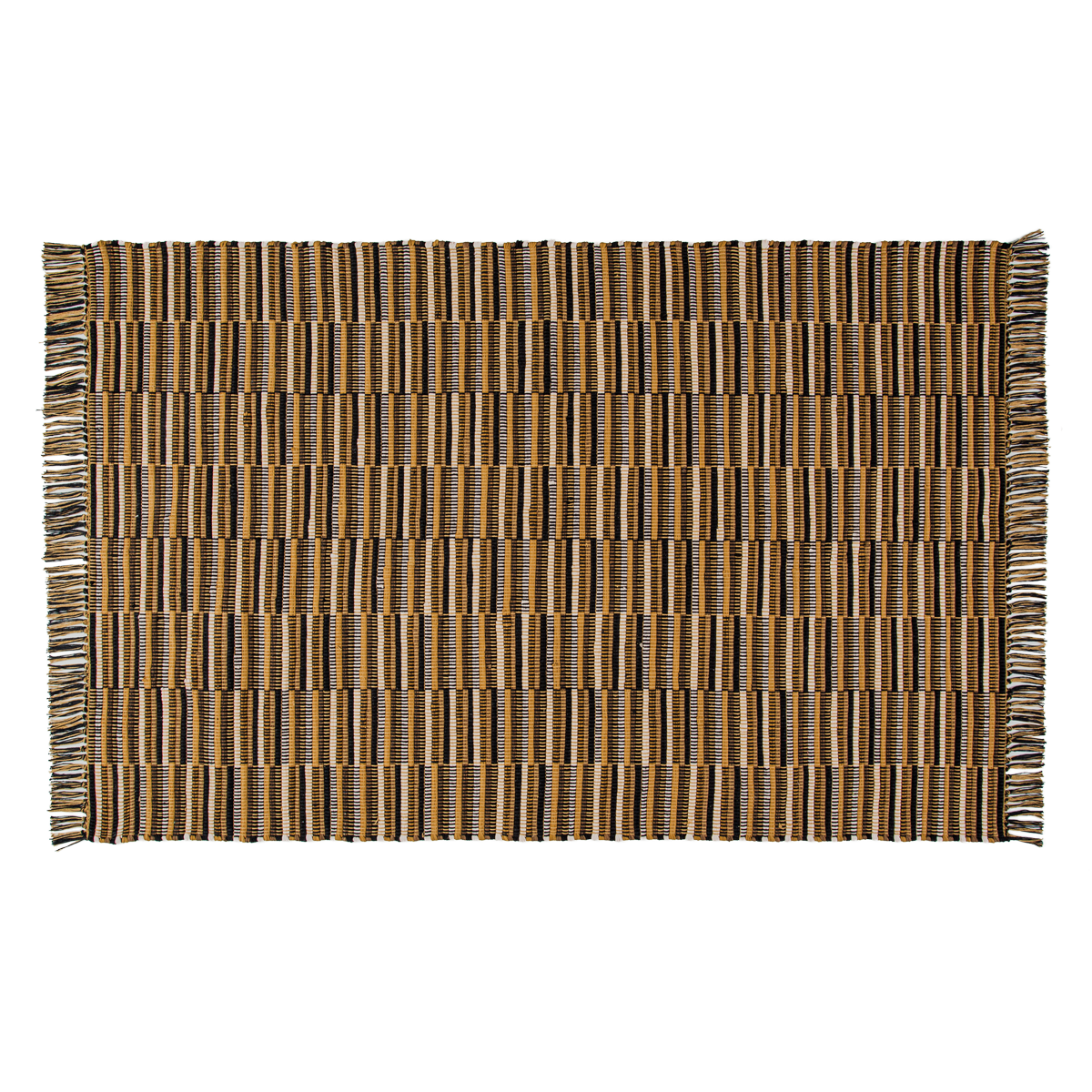 Amherst - Multi-Chindi/Rag - Woven - 48x72 - Rug
