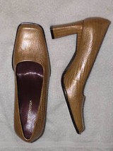 Womens WORTHINGTON Brown Slippers Shoes size 7 ... - $21.73