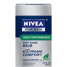 Nivea Extreme Comfort After Shave Balm for Men - 3.3 oz / 100 ml - $110.00