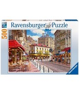 Quaint Shops (used 500 PC jigsaw puzzle) - $12.00