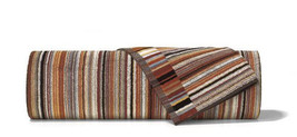 Missoni Home - Jazz Striped Hand Towel - Color 160 Brown - $26.00