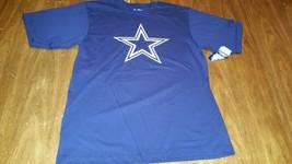 Dallas Cowboys T Shirt Premier SHIRT- Navy --BRAND New W/ Tags - $21.99