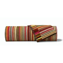Missoni Home - Jazz Color 156 Striped Hand Towel Multi-Color Cotton Terry - $26.00