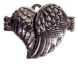 Ganz Angel Wings Prayer Box with Story Card (Gold) - $5.75