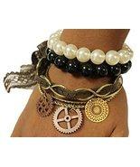 Steampunk Multi-Band Bracelet - $2.46