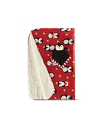 Penguin baby blanket & security blanket LITTLE JOURNEY NEW soft cuddle b... - $47.02