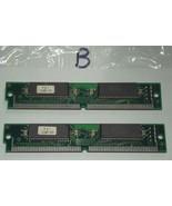 2 matching Pny 321007-S51 72Pin Simm - $24.75