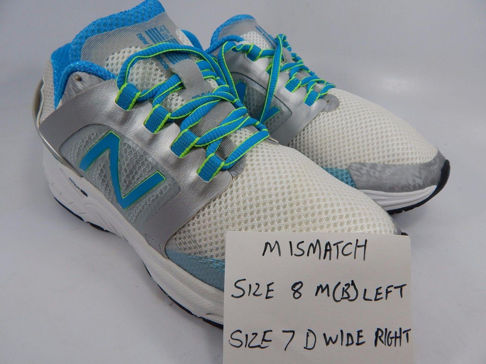 MISMATCH New Balance 3040 v1 Women's Shoes Size 8 M (B) Left & 7 D WIDE Right