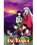 Inu Yasha Poster - $5.90
