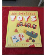 See Me Learn Toys By Jennifer Geiger - $8.99