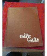 Scrap Fabric Crafts Ed & Stevie Baldwin - $9.99