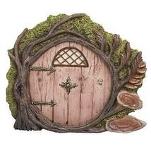Miniature Fairy Garden Enchantment Fairy Gnome Hobbit Oak Tree Cottage D... - $11.87