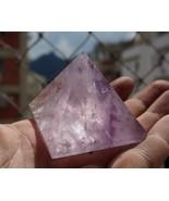 Pyramid, Pyramide, crystal, amethyst, Brazil, 1... - $35.18