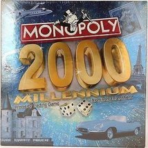 Monopoly 2000 Millennium Edition Board Game - $59.95