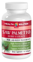 Saw Palmetto Berry Extract 160ml Dietary Supplement Supports Prostate He... - $13.06