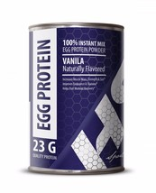 Egg Protein SE 23g Protein, Muscle Building Van... - $20.53