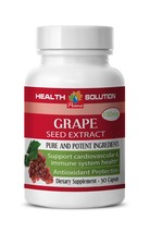Keep The Ideal Weight - Grape Seed Extract 90% 150mg - Resveratrol Capsu... - $13.06
