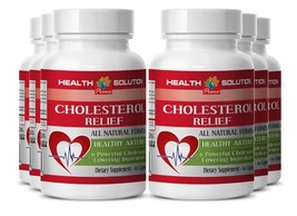 Policosanol 10 mg Cholesterol Reduce Dietary Supplement 6 Bottles - $53.25