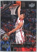 Blake Griffin RC 2007 Topps McDonald's All-American RC GEM BGS 9.5-Cippers F RC image 4