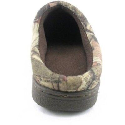 Mossy Oak Camo mens slippers Clogs NWT Sizes- 9-10 or 11-12