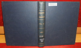 Bulletin Of Pharmacy 1905 Pharmaceutical Literature Progress News medical - $20.00