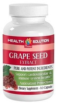 New Unique Dietary Supplement - Grape Seed Extract 50mg  (1 Bottle) - $13.06