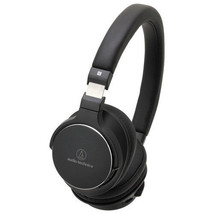 Audio-Technica ATH-SR5BTBK Wireless On-Ear High-Resolution Audio Headpho... - $199.00