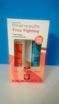 Matrix Total Results Frizz Fighting Kit - Shampoo, Hair Spray & Smoothing Oil - $22.45
