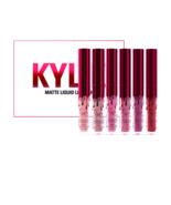 Kylie Cosmetics Valentine's Collection, Mini Kit, Matte Liquid Lipsticks - $56.61